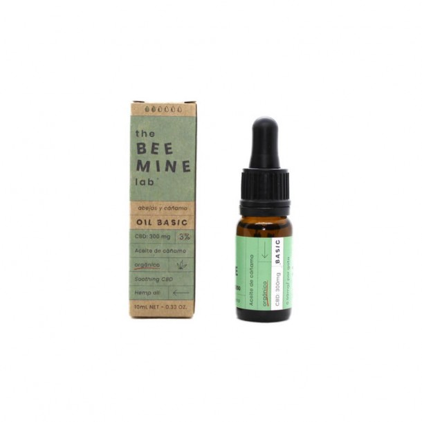 CBD Oil Basic 3%
