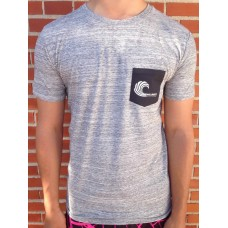 Camiseta Rollback Surf Shop Gris