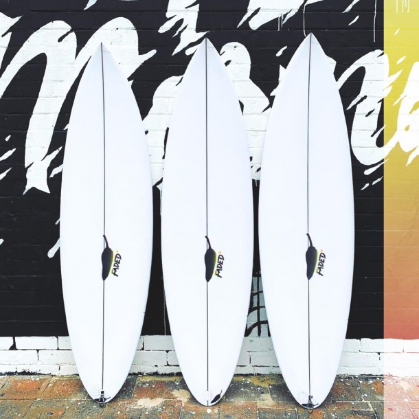 Chilli Surfboards Faded 2.0
