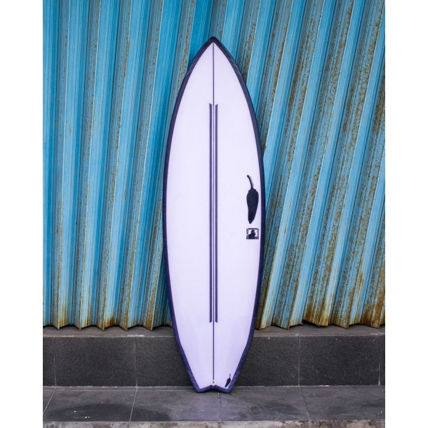 CHILLI SURFBOARDS BLACK VULTURE