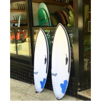 CHILLI SURFBOARDS MIAMI SPICE 50/50 FCSII